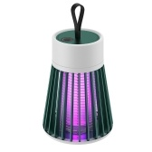 USB LED Mosquito Killer Lamp Outdoor Electric Shock Mosquito Lamp Silent Mosquito Traps Outdoor Fly Trap