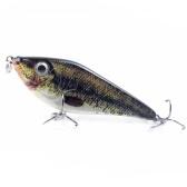 3.0in / 0.5oz Minnow Fishing Lure Bionic Hard Bait Sinking Lure Jerk Bait Crankbait Lifelike Artificial Fishing Lure