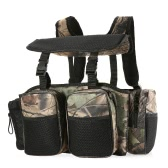 Fishing Seat Box Fishing Bag Fishing Seat Box Converter Tackle Bag Backpack