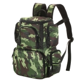 Lixada aparejos de pesca bolso mochila señuelos de pesca cebo caja de almacenamiento bolsa con 4 cajas de aparejos de pesca