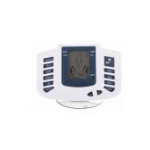 Canales electrónicos y colaterales Terapia Máquina Cuerpo Adelgazar Pulso Masajeador para Relajarse Muscular Alivio del Dolor Acupuntura Estimulador Massageador