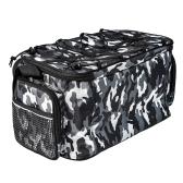 Lixada Outdoor Angeln Tasche Oxford Mehrzweck-Umhängetasche Fall Angelgerät Aufbewahrungstasche