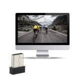 Adaptador Mini ANT + USB Stick para Garmin para Zwift para Wahoo