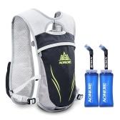 AONIJIE Открытый пакет для гидратации Бегущий жилет Pack Сумка для воды для спорта Бег Пешие прогулки Велоспорт Восхождение Марафон