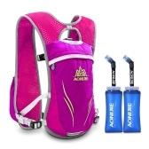 AONIJIE Outdoor Trinkrucksack Laufen Weste Pack Wasser Blase Tasche für Sport Laufen Wandern Radfahren Klettern Marathon