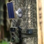 Cámara de caza Batería del panel solar