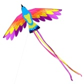 180 * 90cm bunte Single Line Phoenix Kite