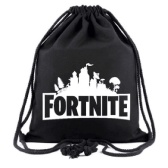 Fortnite Shoulder Bag Canvas Bolsas al aire libre Mochila