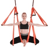 Yoga Hammock Aerial Yoga Trapeze Inversion Training Sling