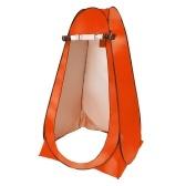 Всплывающая палатка Раздевалка Мгновенно складывающаяся палатка с сумкой для переноски Уединение на открытом воздухе Душ для купания Гардеробная для кемпинга на пляже