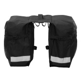 Cycling Bike Rear Rack Luggage Grocery Pannier Bag