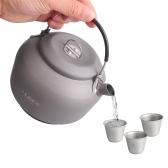 ALOCS 1.4L Alloy Wasserkocher Teekanne