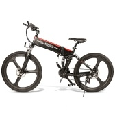 Samebike LO26-BKNEW 26 Inch Folding Electric Bike 10AH 350W