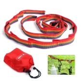 6ft Outdoor Camping Lanyard Hanger Campsite Storage Strap for Cookware Clothes Lantern