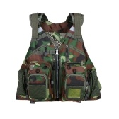 ​Lixada Outdoor Fishing Vest Pack Multi Pocket Breathable
