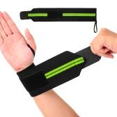 Lixada Compreeion Wrist Brace Support Adjustable Wrist Support Brace Belt Breathable Wrist Straps Wrap for Hiking Basketball Outdoor Sports