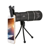 Portable 16 * 52 HD Monocular with Cellphone Clip & tripod