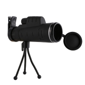Portable 40 * 60 HD Monoculare Regolabile Singolo Telescopio Night Vision Outdoor Shimmer Ⅲ