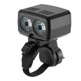 Aluminium-Fahrrad-Scheinwerfer-Frontlicht-Lampe USB-aufladbares LED-Fahrrad-Licht-super heller Fahrrad-Scheinwerfer