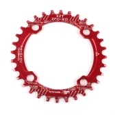Bike Narrow Wide Chainring Guarnitura Oval Round Single Chainwheel MTB Mountain Bike BCD 104MM Corone 32T / 34T / 36T