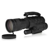 Telescopio Monocular Digital de Visión Nocturna Dispositivo Infrarrojo Foto Grabador de Video para Acampar Senderismo Viajes Caza