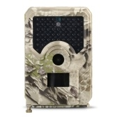 12MP 1080P Trail Camera Hunting Game Camera Outdoor Wildlife Scouting Camera with PIR Sensor 65ft Infrared Night Vision IP56 Waterproof