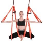 Yoga Hammock Aerial Yoga Trapeze Inversion Training Sling