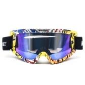 Зимние спортивные очки для лыжников