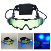 Adjustable Kids Night Glasses Flip-Out LED Lights Goggles
