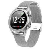 Smart Watch 1.54In Full Screen Touch Fitness Tracker Watch