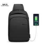 Mark Ryden Portable Outdoor Male Single-Shoulder Bag