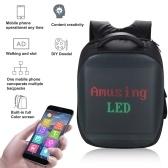 Zaino LED intelligenti Zaino per laptop alla moda