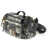 Fishing Bag Multifunctional Fishing Tackle Bag Waist Bag Boat Bag Pouch Case for Fishing Gear