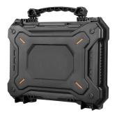 Boîte à outils polyvalente étanche à la poussière Boîte à outils résistante aux chocs Boîte de sécurité 16 pouces
