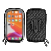 WEST BIKING TPU Bike Rack Waterproof Mobile Phone Holder Stand