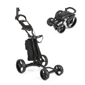 TOMSHOO 4 Wheel Golf Cart