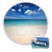 150 * 150CM Asciugamano moderno della spiaggia di Chic