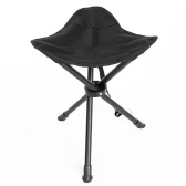 Pieghevole sedia da pesca pieghevole da viaggio in viaggio treppiede sedia Slacker portatile sgabello da pesca resto sedile
