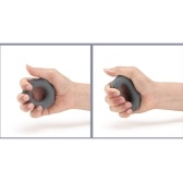 Gel de sílice Portable Muscle Power Training Silicona Grip Ring ejercitador Fuerza