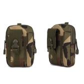 BL064 Mode multifunktionale Tactical Camouflage Gürteltasche