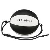 Doppio finale velocità palla pendente boxe allenamento pugilato sacchetto boxe con corda elastica tirare