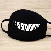 Fashion Cool Teeth Pattern Cotton Face Masks