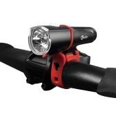 Meilan C4 City Bike luz delantera pequeña lámpara brillante recargable IPX6 a prueba de agua