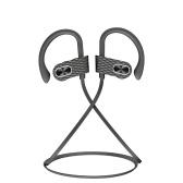 Auricolare stereo ad alta capacità con gancio per l'orecchio
