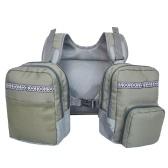 Multi-Pockets Fly Fishing Vest Waistcoat