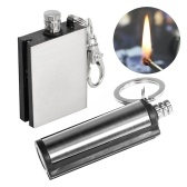 2 Pack Peanut Lighter Permanent Fire Starter Forever Camping Match for Emergency and Survival