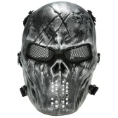 Outdoor-Kriegsspiel Tactical Mask Full Face Airsoft Paintball CS Armee Halloween-Partei Cosplay Schutzgesichtsmaske-Schablonen