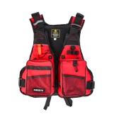 Professionelle Flotation Erwachsene Sicherheits Schwimmweste Überleben Weste Schwimmen Kajak Bootfahren Driften mit Notfallpfeife