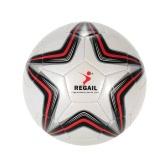 Stella a cinque punte PU gonfiabile di calcio resistente pelle sintetica Soft Touch Soccer per i più giovani addestramento adolescente Gioco Calcio
