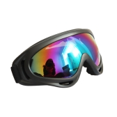 Outdoor Windshield Motocross Motorcycle Dirt Bike Ski Off Road ATV Sports Glasses Goggles Eyewear X400 Anti-wind and Sand Fan Tactical Equipment